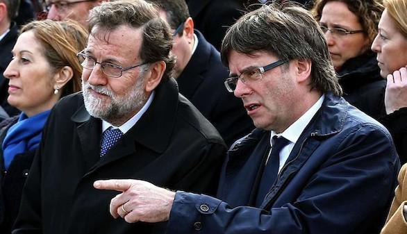 Rajoy quiere reunirse con Puigdemont: 'Ya no vamos a liarla'
