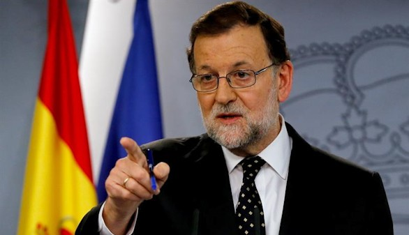 Rajoy declina