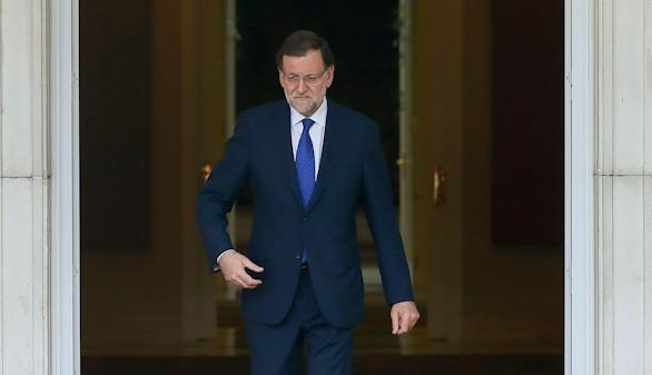 Rajoy, a Mas: la Justicia también registró la sede de Génova