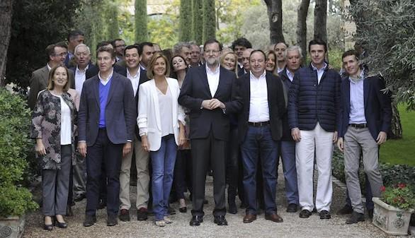 Rajoy contraataca: