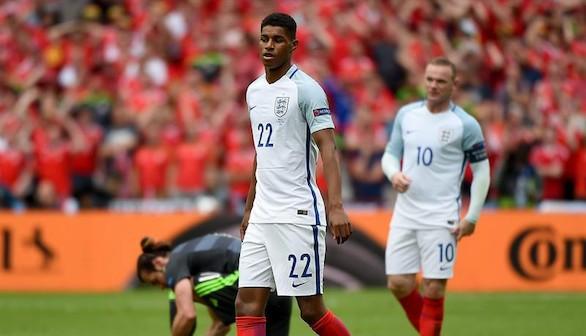 Rashford se convierte en el inglés más joven en jugar una Eurocopa