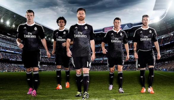 346c7fca4 El Real Madrid presenta su tercera equipación: la camiseta del ...