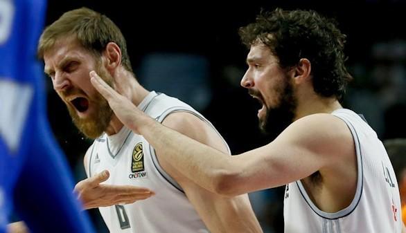 El Real Madrid tira de orgullo para pasar a cuartos de la Euroliga