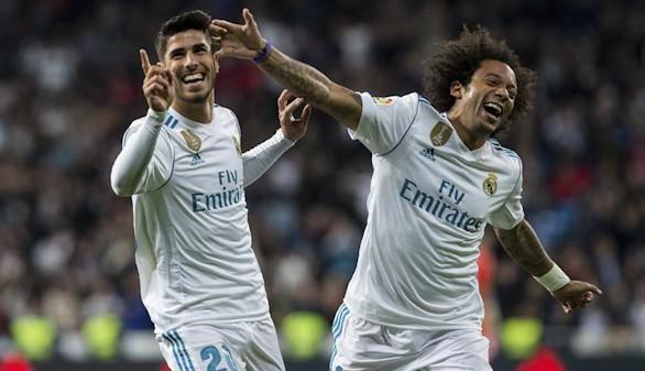 El Madrid se sirve de Las Palmas para lograr un triunfo balsámico |3-0