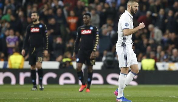 El Real Madrid ya mira de reojo los cuartos de final |3-1