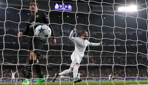 La fortuna sonríe al peor Real Madrid de la temporada   1-0