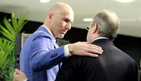 El TAS concede la cautelar al Real Madrid