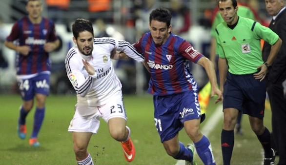 Real Madrid y Eibar, únicas entidades que obtienen la máxima puntuación en transparencia