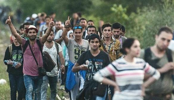 La Comisión Europea da la voz de alarma: hay 20 millones de refugiados a las puertas de la UE