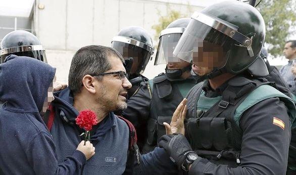 El Gobierno defiende la actuación policial: