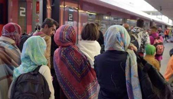 Cardiff obliga a los refugiados a lucir pulseras identificativas