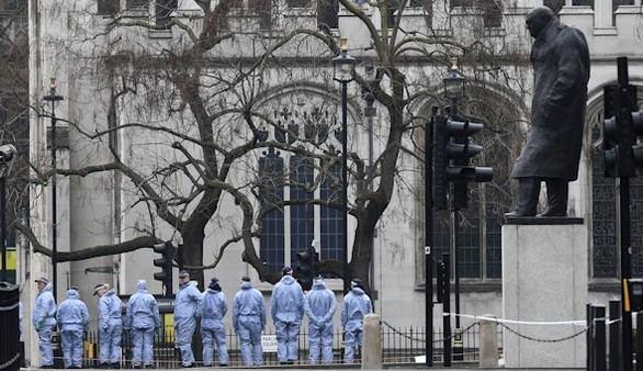 Identificado el autor del atentado de Londres reivindicado por Daesh