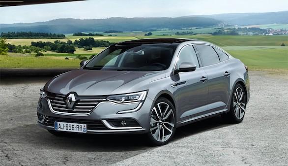 Talisman, la nueva berlina premium de Renault que sustituye al Laguna