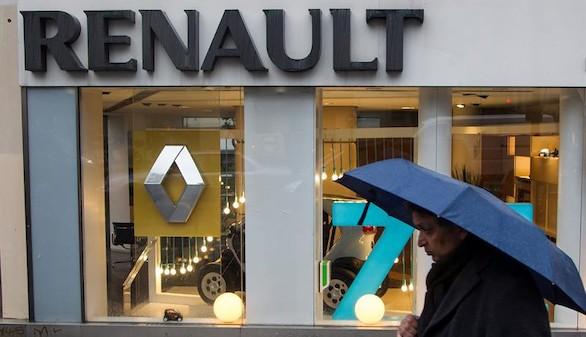 Renault se desploma en Bolsa por miedo a un nuevo caso Volkswagen