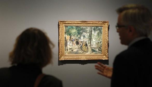 Renoir llega al Thyssen en su primera retrospectiva en España