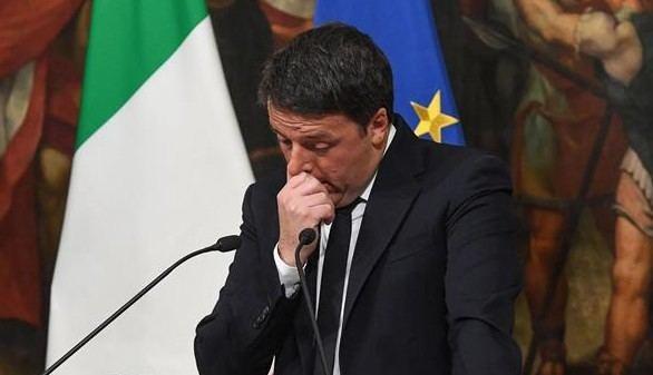 Nueva crisis en la UE tras el 'No' al referéndum de Renzi