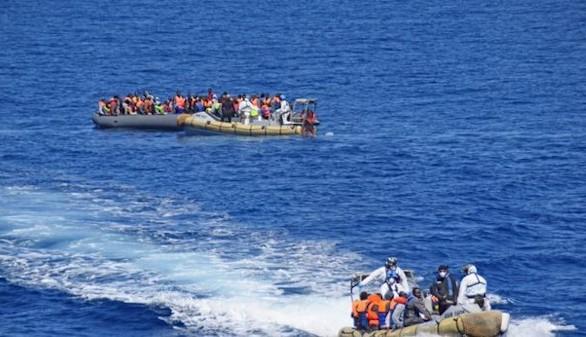 Grecia, al auxilio de una embarcación a la deriva frente a Creta