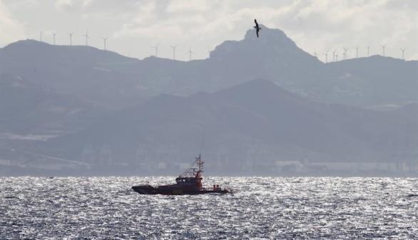 Rescatadas 43 personas de dos pateras cerca de la costa andaluza