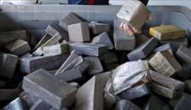 Incautación histórica en Francia: 7 toneladas de resina de cannabis