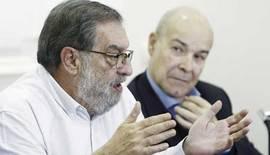 Antonio Resines, único candidato a presidir la Academia de Cine