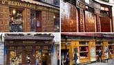 Restaurantes y cafés centenarios de Madrid