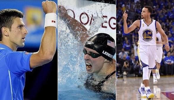 Las dinastías toman el control en el deporte