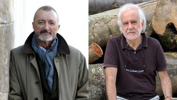 Arturo Pérez-Reverte y Ramón Andrés, ganadores de los Premios de la Crítica 2020