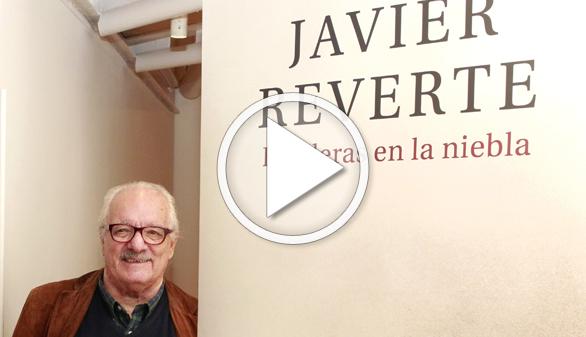 Javier Reverte concluye su trilogía sobre la Guerra Civil con Banderas en la niebla