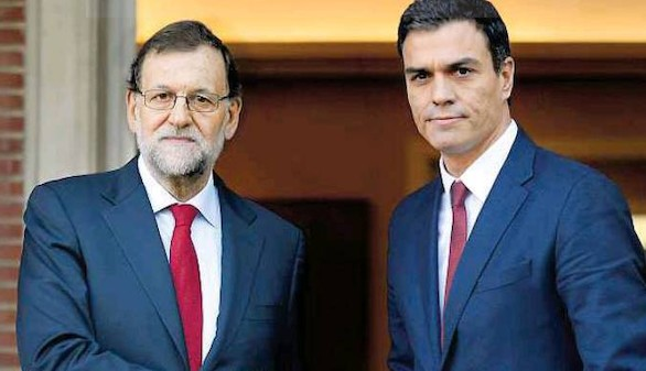 Revista de prensa. Rajoy, Sánchez y la 'beautiful people' de los 80