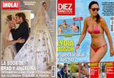 Las fotos de la boda sorpresa de Angelina Jolie y Brad Pitt