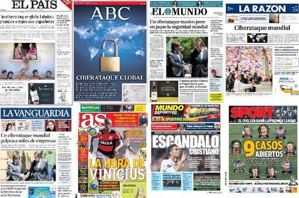 Revista de prensa. Desafío de Puigdemont al Estado en 'casa' de Carmena