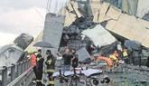 El derrumbe del puente de Génova centra toda la atención