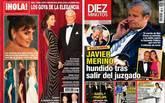 El marido de Mar Flores, 'hundido', y los 300 euros por función de Ana Obregón