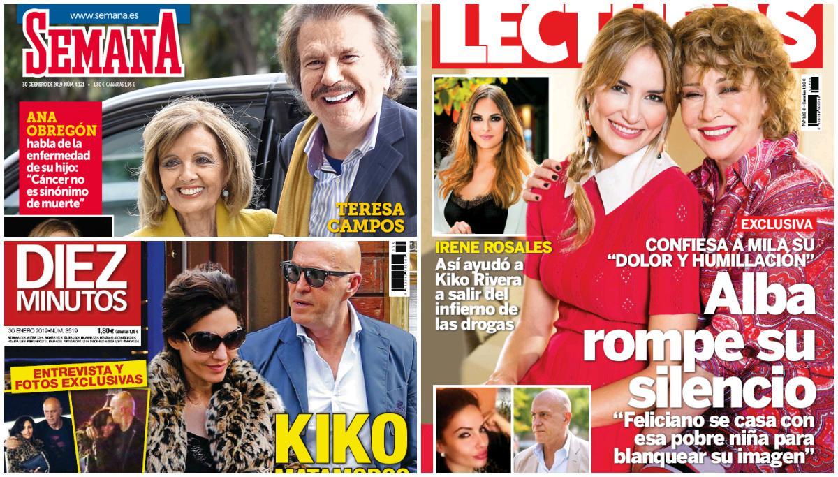 El dardo de Alba Carrillo a Feliciano López tras anunciar su boda con Sandra Gago