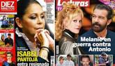 Isabel Pantoja, camino de la cárcel y la guerra de Melanie Griffith