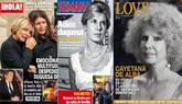 Luto en las revistas por el fallecimiento de la duquesa de Alba