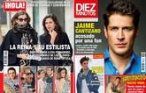 Doña Letizia pasea con su estilista y Nacho Vidal critica a Hazte Oír