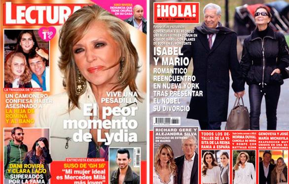 Lydia Lozano revive la pesadilla del 'caso Ylenia Carrisi'