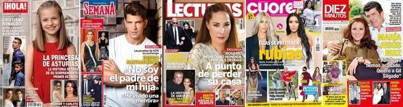 Diego Matamoros: 'No soy el padre de mi hija'