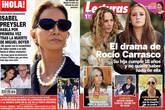 Los dramas de Isabel Preysler y Rocío Carrasco