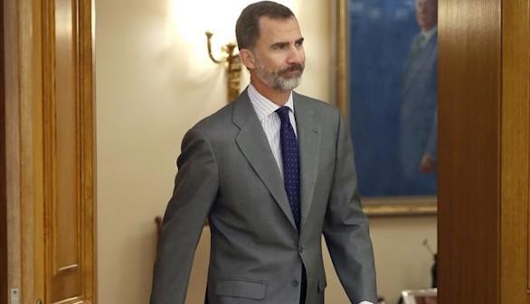 El Rey cerrará la ronda de consultas el martes por la tarde con Rajoy