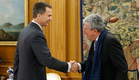 El Rey comprueba lo difícil que lo tiene Rajoy para ser investido