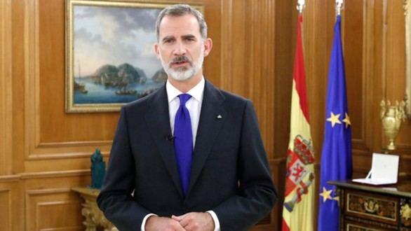 El Rey pide un esfuerzo sostenido por la democracia, la paz y los derechos humanos