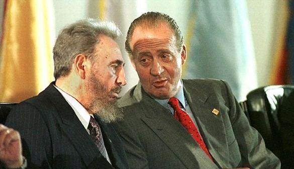 El Rey Juan Carlos encabeza la delegación española en Cuba