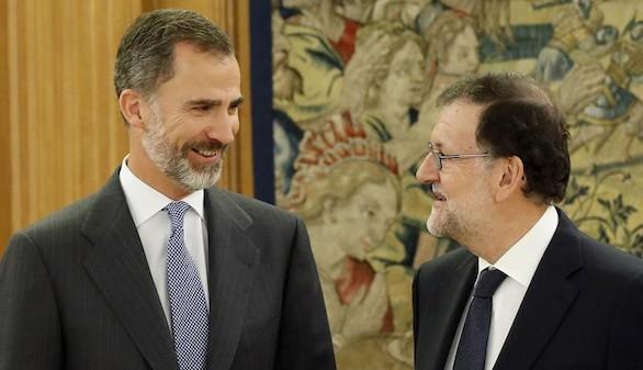 Rajoy será investido presidente el sábado