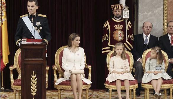 Felipe VI y doña Letizia cumplen dos años como Reyes de España