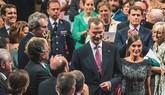 El Rey, con la Constitución; Iglesias, con los separatistas