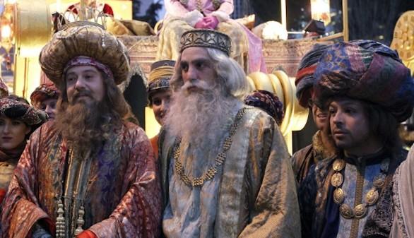 Reinas magas en Madrid al gusto de las juntas de Vallecas y San Blas