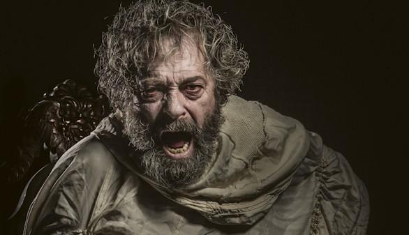 Manuel Calzada estrena El Rey Lear y yo: una historia de amor al teatro
