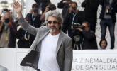 Ricardo Darín a su llegada al Festival de Cine de San Sebasitán